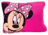 "Disney Minnie Pillow (12""x16"") Pink - Minnie Mouse®"