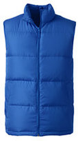 Classic Men's Tall 600-Fill Down Vest-Mushroom