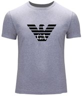 Emporio Armani Printed For Men's T-shirt Tee Tops