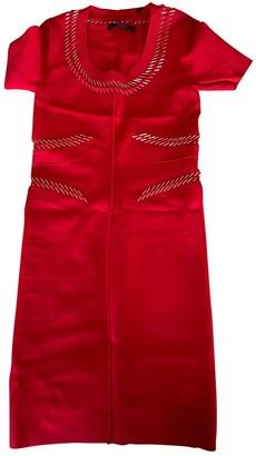 Alexander Wang Red Cotton - elasthane Dresses