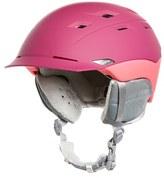 Smith Optics Women's Valence With Mips Snow Helmet - Black
