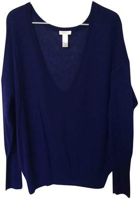 Eres Blue Cashmere Knitwear