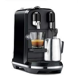 Nespresso Bne500Bks Creatista Uno Coffee Machine