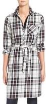 Foxcroft Women's Tartan Wrinkle Free Tunic