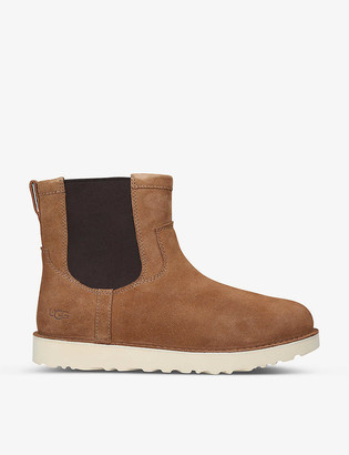 UGG Campout Chelsea suede boots