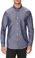 Timo Weiland Classic Button Down Chambray Sportshirt