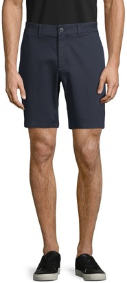 Saks Fifth Avenue Stretch-Cotton Shorts