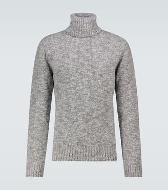 Dolce & Gabbana Pull Collo Alto turtleneck sweater