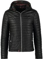 Oakwood Aurelien Leather Jacket Noir