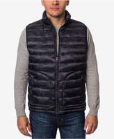 Buffalo David Bitton Men's Big & Tall Quilted Camo Vest