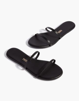 Madewell TKEES Gemma Leather Sandals