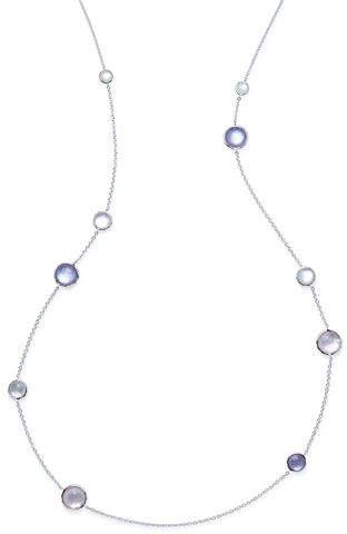 "Ippolita 925 Wonderland Lollipop Station Necklace, 43"""