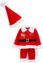 Rashti & Rashti Red Rudolph Santa Pajama Set - Infant