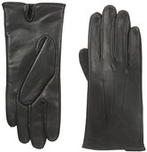 Isotoner Women's Smartouch Leather Gloves
