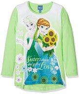 Disney Walt Girl's 29434forwardslash10AZ T-Shirt,110 cm