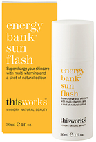 This Works Energy Bank Sun Flash, 30ml