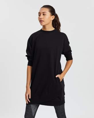DKNY Cross Front Sneaker Dress