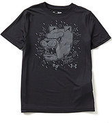 Under Armour Big Boys 8-20 Always Feared Short-Sleeve Tee