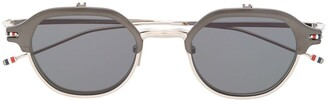 Thom Browne Double Frame Sunglasses