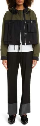 Loewe Wool Flare Pants
