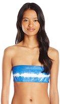 Billabong Women's Meshin with You Reversible Tube Bikini Top