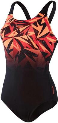 adidas Fit Print Swimsuit Ladies