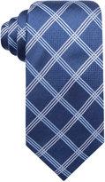 Tasso Elba Men's Marina Grid Classic Tie, Only at Macy's
