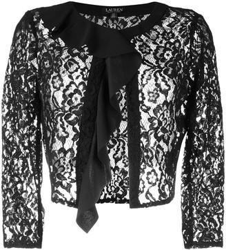 Lauren Ralph Lauren Beldana cropped jacket