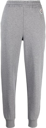 Moncler Logo-Patch Tapered Track Pants