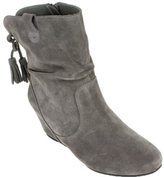 White Mountain Women's Perfect Wedge Ankle Boot