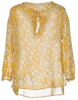 Gold Case Blouse