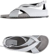L.A.M.B. Thong sandals