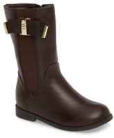 MICHAEL Michael Kors Toddler Girl's Emma Valley Boot