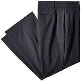 Sag Harbor Women's Plus-Size Bistretch 2 Button Straight Leg Pant