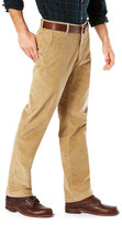 Dockers Men's Pacific Straight-Fit Washed Khaki Stretch Corduroy Pants