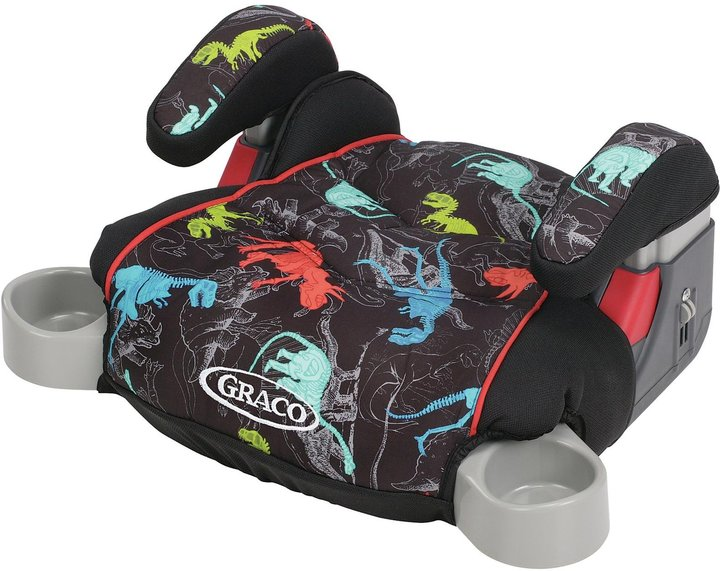 Graco TurboBooster Backless Car Seat - Galaxy - One Size