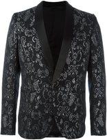 Christian Pellizzari patterned formal blazer