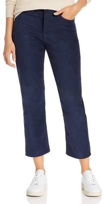 Levi's Wedgie Straight Jeans in Navy Blazer Corduroy