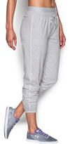 Under Armour Air Force Gray Heather Favorite Slim Leg Joggers