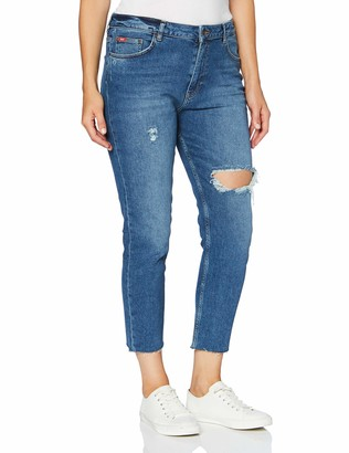 Lee Cooper Women's Holly Cropped Jeans
