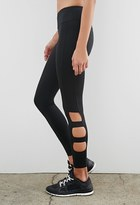 Forever 21 Active Cutout Workout Leggings