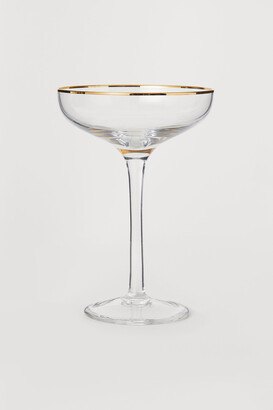 H&M Champagne Coupe