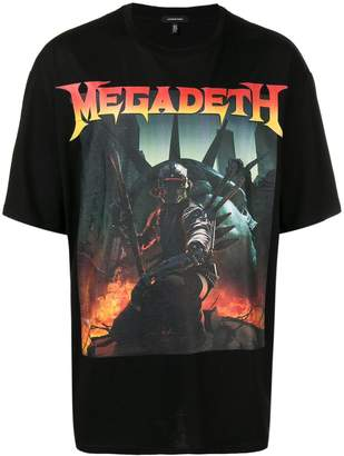 R 13 graphic print t-shirt