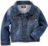 Osh Kosh Toddler Girl Fountain Wash Denim Jacket