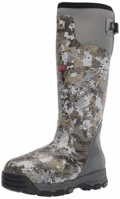 "LaCrosse Men's 376018 Alphaburly Pro 18"" 1600G Waterproof Hunting Boot Optifade Elevated II - 6 M"