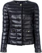 Herno padded jacket - women - Cotton/Feather Down/Polyamide/Acetate - 40