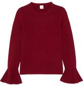 Iris and Ink Carmen Wool Sweater