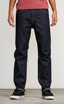 RVCA Men's New Normal Jean Deep Indigo