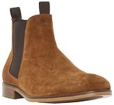 Bertie Cole Chelsea Boots, Tan