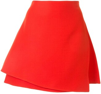 Christian Dior pre-owned A-line skirt